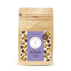 Kawa o smaku pistacjowym ziarnista 200g