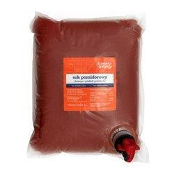 Sok tłoczony 100% z POLSKICH pomidorów - 3L NFC