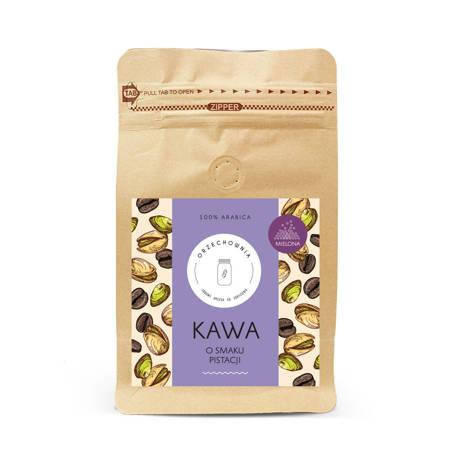 Kawa o smaku pistacjowym mielona 200g