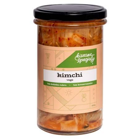 Kimchi vege z wakame 480g
